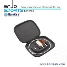 Borekare 6-PCS Carry-Away Shotgun Gun Cleaning Kit/Cleaner