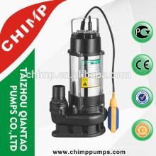 1HP/ 1.5HP/ 2HP high efficiency sewage submersible water pump