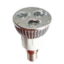 Bulbo do projector do diodo emissor de luz (GN-HP-WW1W3-E14)