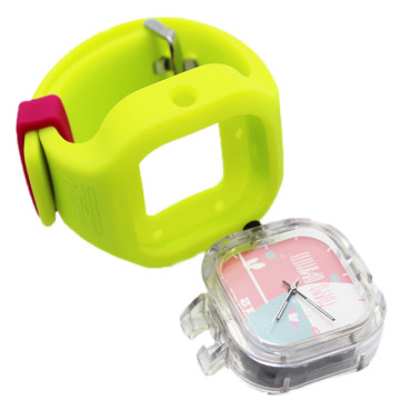 Silicone aircraft watch sports watches for man