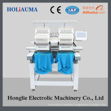 Two Head Commercial Embroidery Machine as Good as Feiya Embroidery Machine
