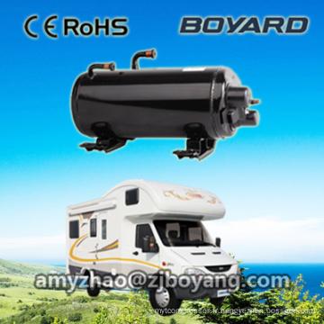 R407c compresseur horizontal AC pour camping-car climatiseur sur le toit