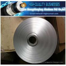 Pet Кабельный изоляционный материал Прозрачная лента из майлара Алюминиевая фольга с защитной алюминиевой фольгой