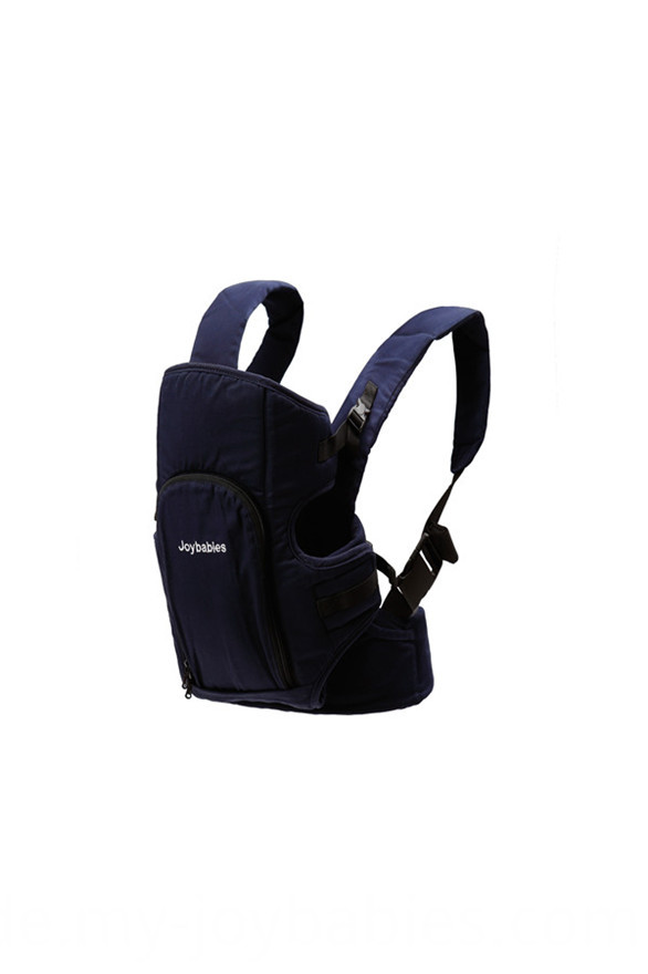 Ergonomic Breathable Soft Zipper Pocket Baby Carrier