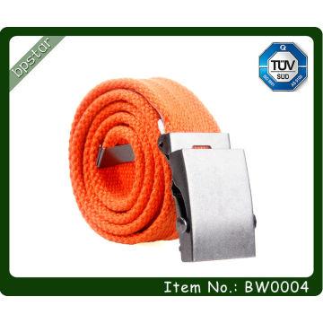 Fancy Nylon Custom Cloth Cintura Têxtil Belt Web