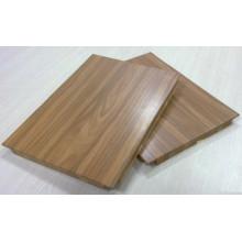 Matériau Buliding Feuille en aluminium massif en bois