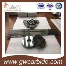 Hartmetallring mit poliertem