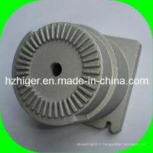 Pièces de rechange de machine à couler au sable Pièces de machines en aluminium Hg-609