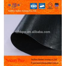 Preço de fábrica tecido revestido pvc tarpaulin