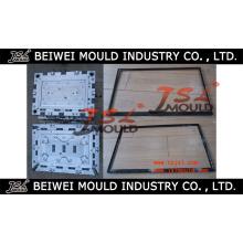 Molde de injeção plástico do quadro da tampa do escudo da tevê do diodo emissor de luz do LCD
