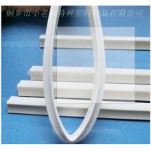 PVC-Fase ohne Kante / PVC-Schaumfilet