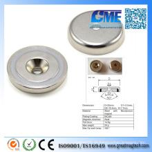 Gme-Potn04 Pot Magnet Magnetische Baugruppen