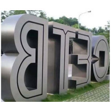 Large Outdoor Metal Letters