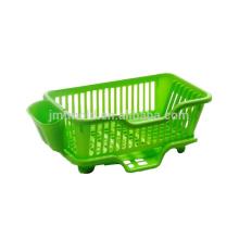 Lujoso en diseño modificado para requisitos particulares mini molde plástico de la cesta