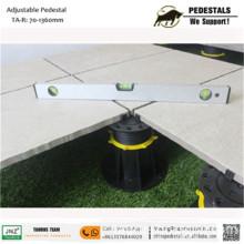 Adjustable Plastic Pedestal For WPC Decking like buzon