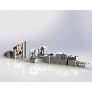 Nova máquina de fabricação de tampa de garrafa de metal em promoção
