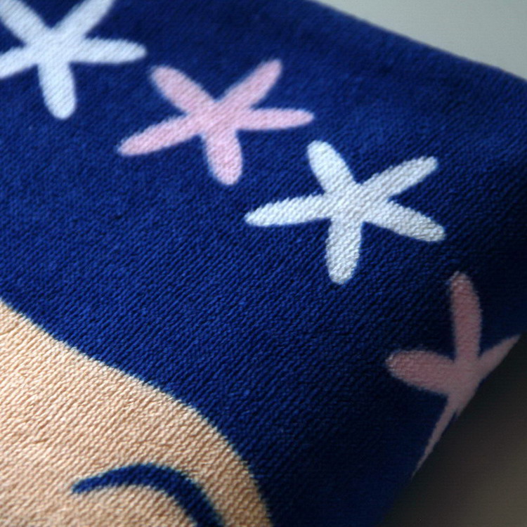 Beach Towels with Cute Printing