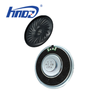 57x8.4mm 8ohm 2W Impermeable Mylar Speaker
