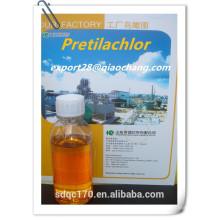 Alta calidad Pretilachlor herbicida 95% TC 500g / l CE 300g / lEC CAS: 51218-49-6