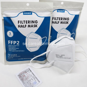 careable biotechnology CE FFP2 filter respirator mask