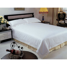 Lit en coton blanc lit d'utilisation