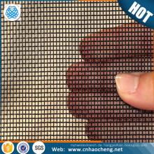 Hochtemperaturbeständigkeit bis 3400 Grad Wolfram Metalldrahtgewebe als Vakuum-Ofen Heizelement