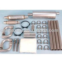 Tubo de ventilación del motor diesel