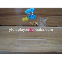 clear acrylic hair decorations appliance holder for hair dryer and comb