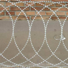 Hot Dipped Galvanized Bto-12 Flat Razor Barbed Wire