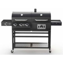 Firebrand Combo Combination BBQ Gas&Charcoal Grill