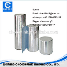 3 inch Flashing Tape made of Coated Aluminium Foil and Bitumen Adhesive