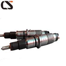Excavator spare parts fuel injector