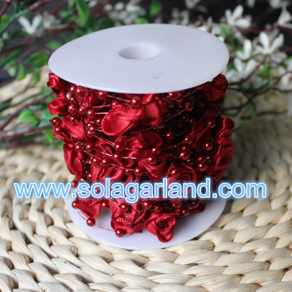 Rose Flower String