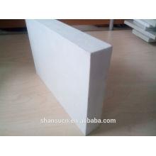Placa do celuka do PVC para a decoração da parede, placa branca da espuma do PVC para o sinal