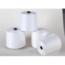 100% spun polyester yarn
