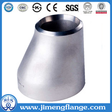JIS Standard Stainless Steel Butt-Welding Reducer