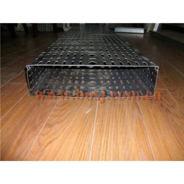 Système de support de bac à câbles Gi (UL, cUL, SGS, CEI, CE, ISO) Machine à fabriquer des rouleaux aux Philippines