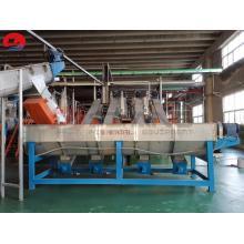 Transportador de tornillo SS para la línea de producción de harina de pescado