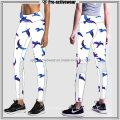 OEM Fabricant Custom Fitness Mesh Yoga Pants