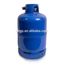 Neuester Verkauf von guter Qualität umweltfreundlicher 10.7L Gasflaschentank