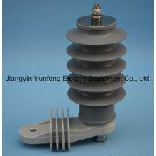 Supresor de sobretensiones de óxido de metal para la protección del condensador de compensación de derivación