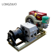 5Ton Threading Machine Cable Winch Puller