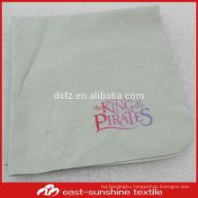 custom silk screen printing printing eyeglasses lens cloth microfiber