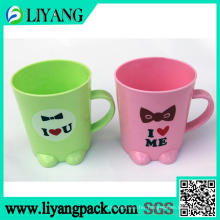 Double Love, Heat Transfer Film for Palstic Cup