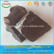Alibaba stock Chinese supplier high carbon Ferro silicon manganese for steel making