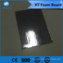printed colorfully pvc corner board For sign board.