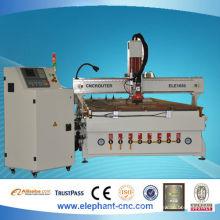 3.7KW Taiwan Delta Invert CNC Machine for Metal