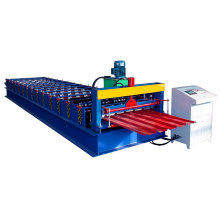 2016 hot sale hebei xinnuo 1000 IBR metal roofing sheet making machine