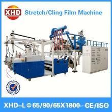 pe/cling film rewinding/cutting machine