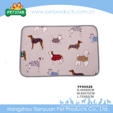 2017 OEM Wholesale Special Gifts Dog Bed Luxury Dog Mats Dog Pads